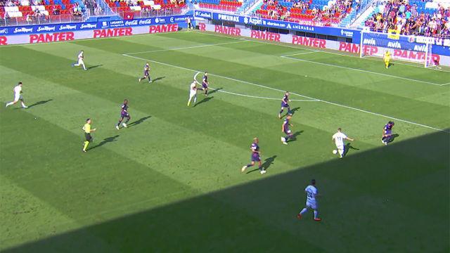 LALIGA | Eibar - Huesca (1-2): El Huesca se estrenó en primera con un golazo de Gallar