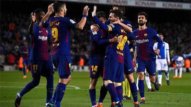 LALIGA FCB | FC Barcelona - Leganés (3-1)