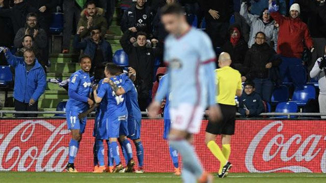 LALIGA | Getafe - Celta (3-0)