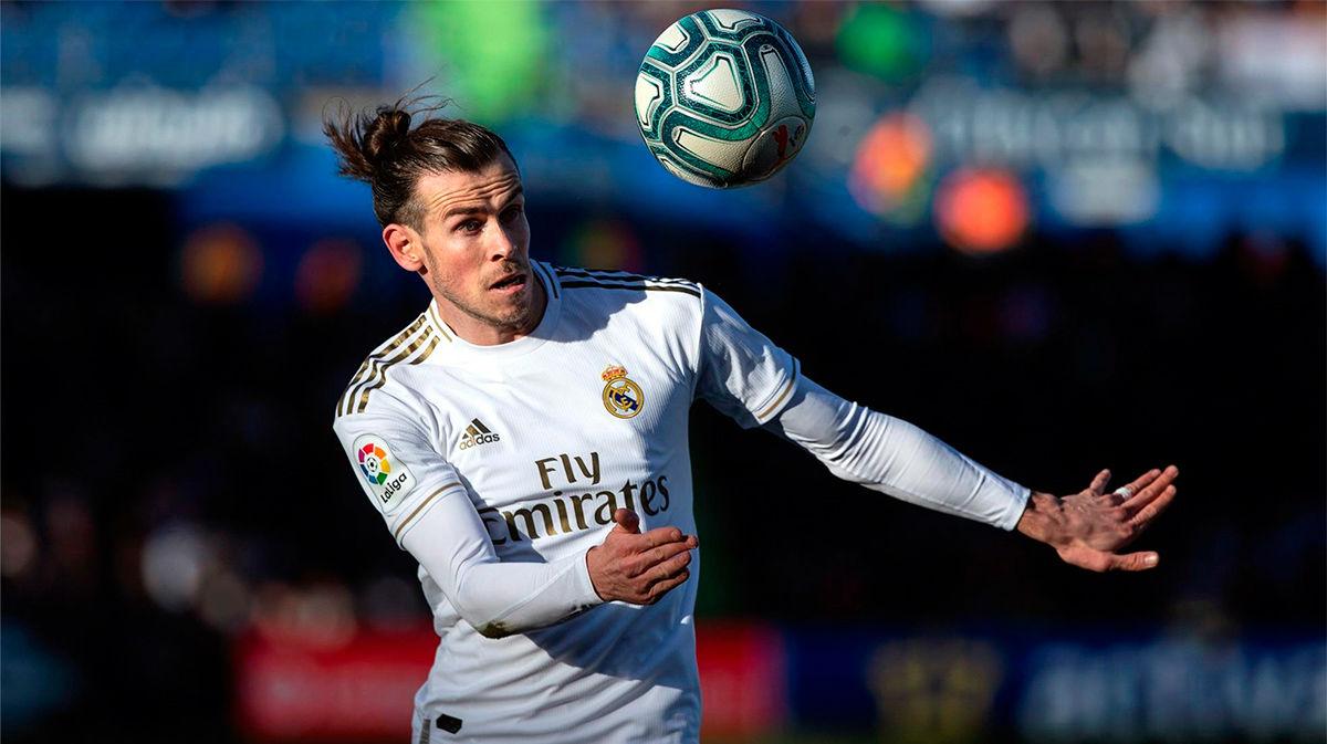 Los datos de Bale en el Real Madrid