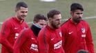 Los dos refuerzos rojiblancos podrían tener minutos en la Copa