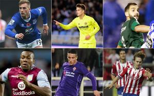 Los jugadores cedidos del Barça en sus equipos