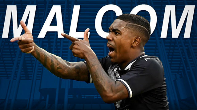 Los mejores goles de Malcom en Francia