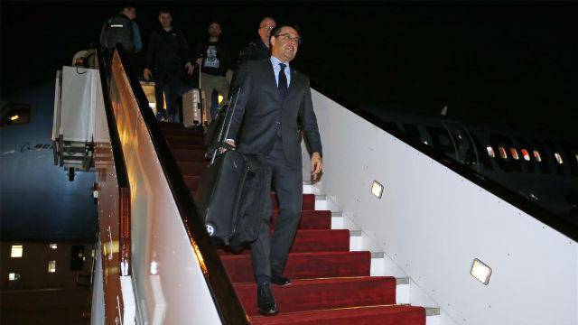 Los motivos del viaje del Barça a Catar