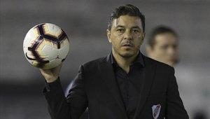 Marcelo Gallardo está dentro de los mejores entrenadores de la actualidad