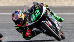 Marcos Ramírez, el más rápido del último libre