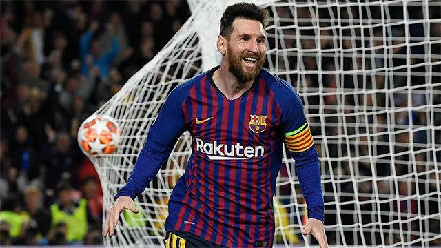 Messi cumple 32 años