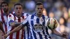 Oriol Riera se va del Deportivo con la carta de libertad bajo el brazo
