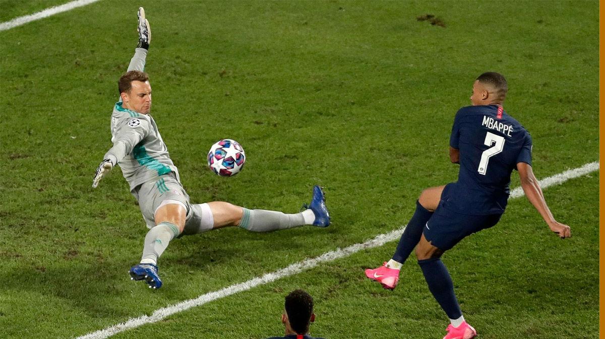¡Otro más! Neuer se salió en la final y confirma su hegemonía mundial bajo palos