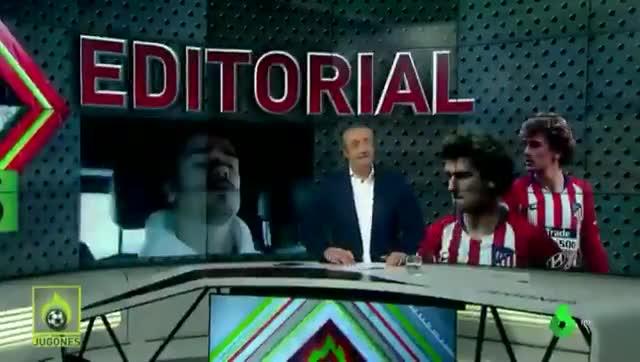 Pedrerol es capaz de enfadar a Real Madrid y Barça en pocos segundos