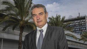 Pep Segura habló de la situación de Dembélé