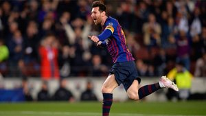 ¡Pone el segundo Leo Messi! Cantada de De Gea en el doblete del argentino (ES)