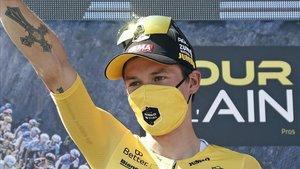 Primoz Roglic ha sido el más fuerte en el Tour de LAin