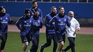 El Real Madrid y Cristiano Ronaldo preparan el Mundial de Clubs