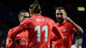 Al Real Madrid le faltó gol en el curso pasado