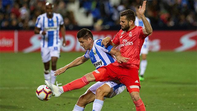 El Real Madrid no pasa del empate en Butarque