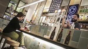 El restaurante Bicnic, una verdadera moda en Barcelona