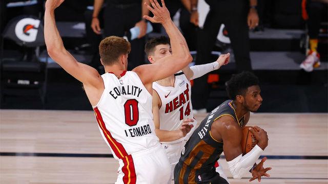 Resumen y jugadas del partido Thunder - Heat (116-115) de la NBA