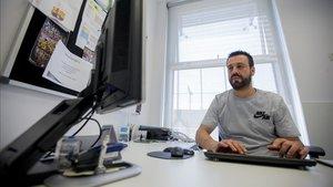 Ricard Muñoz ha trabajado en distintas áreas del Barça. Participó en el proyecto de La Masia y en comunicación