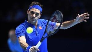 Roger Federer estará este año en Madrid