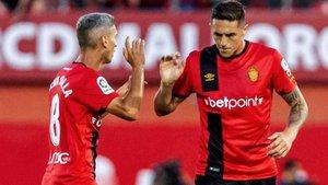Salva Sevilla, eufórico por el ascenso