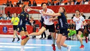 La selección femenina china de balonmano no estará en los Juegos de Tokio