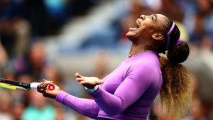 Serena Williams no da con la tecla