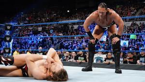 El show de SmackDown fue espectacular