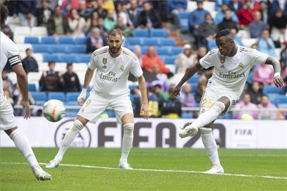 Sigue el Sevilla - Real Madrid al minuto (ES)