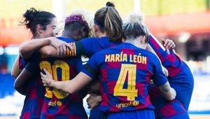 Sporting de Huelva - Barça en Copa de la Reina