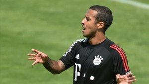 Thiago no renovará su contrato con el Bayern