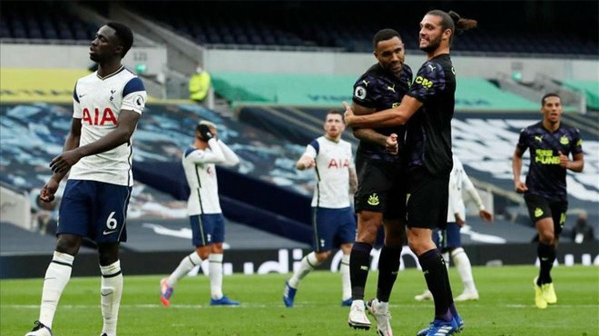 El Tottenham no pasa del empate ante el Newcastle