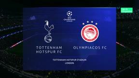 El Tottenham remonta el encuentro ante el Olympiacos y ya está en octavos