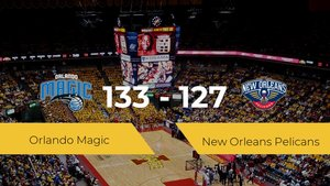 Triunfo de Orlando Magic en el Visa Athletic Center ante New Orleans Pelicans por 133-127