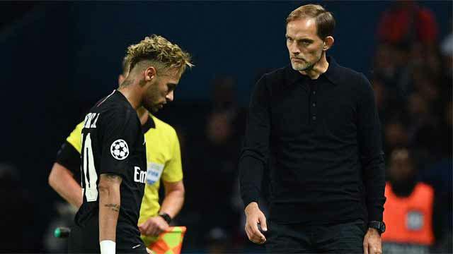 Tüchel: A Neymar le digo que le echo de menos
