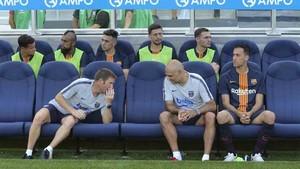 Valverde puede realizar cambios en defensa