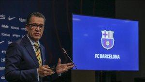 Vives puntualizó sobre la posible oferta de Mediapro al Barça
