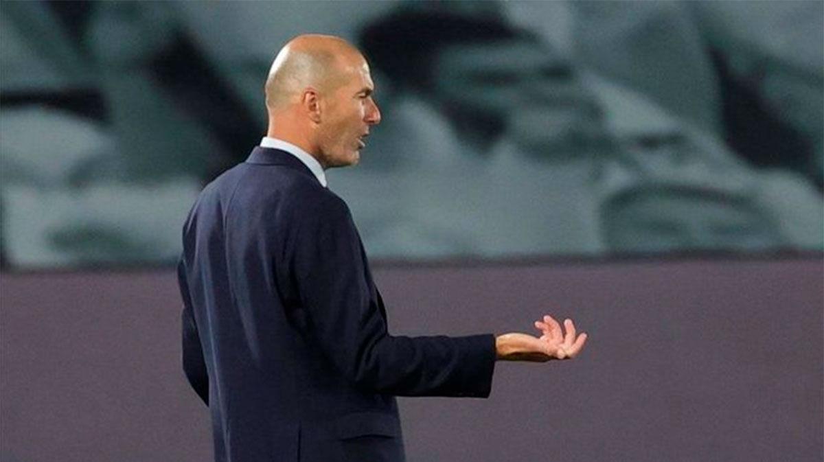 Zidane, cansado de las quejas de los rivales: Hay que respetar al Real Madrid
