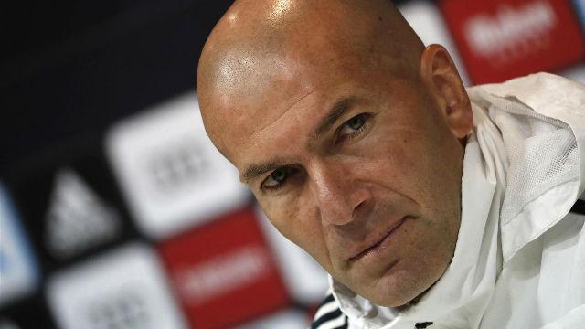 Zidane: La Liga será un objetivo la próxima temporada