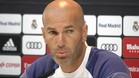 """Zidane sobre la sanción de la FIFA: \""""No entiendo nada\"""""""