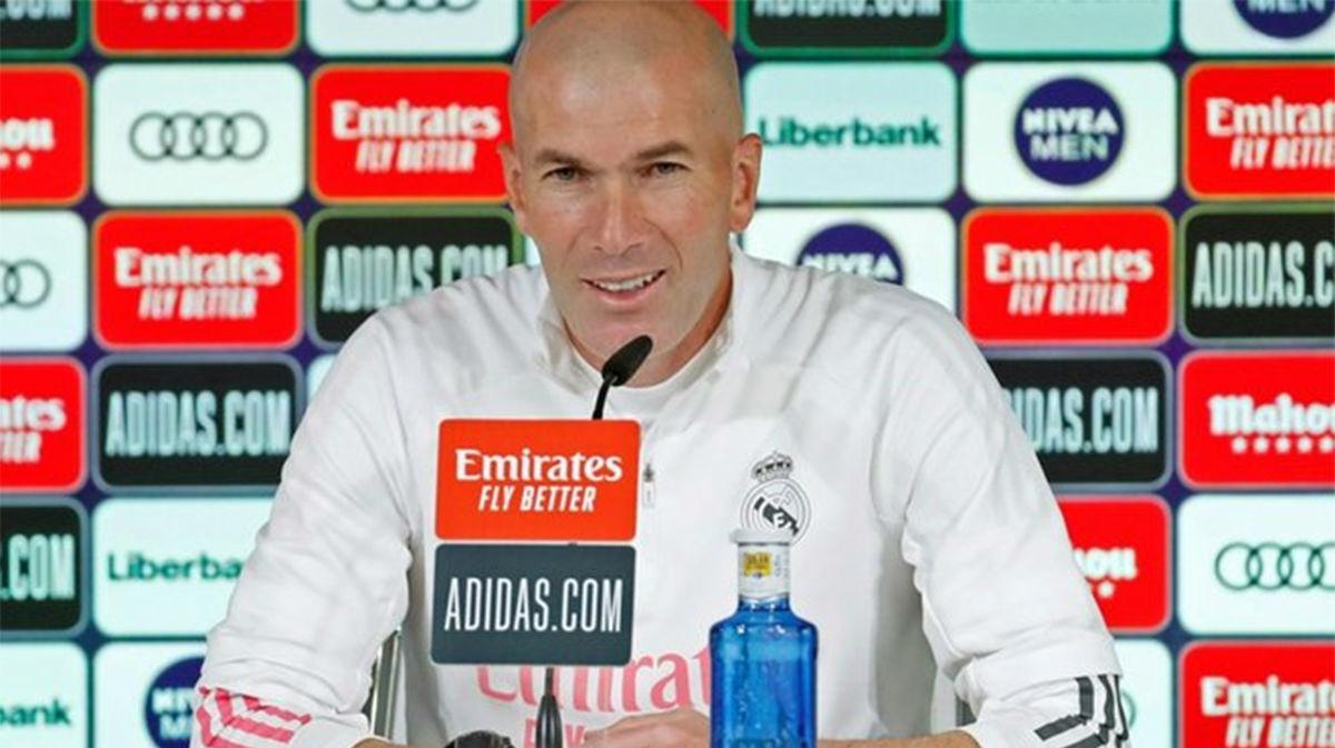 Zidane: No soy fatalista