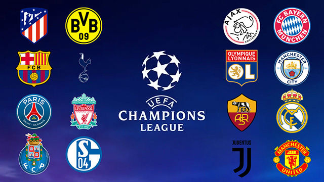 Who Barcelona Could Draw In The Champions League Last 16