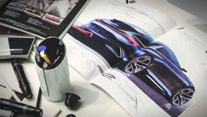 Diseño del Kia Ceed.