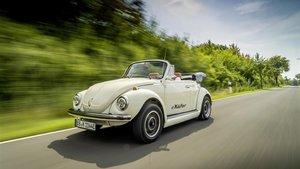 Versión eléctrica del Beetle original.