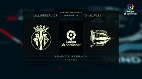 El Alavés sueña y el Villarreal no levanta cabeza