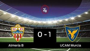 Almería B 0 - 1 UCAM Murcia: El Almería B pierde 0-1 frente al UCAM ...
