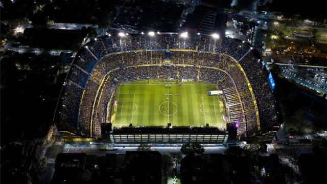 Ampliar la Bombonera, el sueño pendiente de Boca Juniors