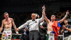 Andoni Gago derrotó a Jesús Sánchez en una pelea muy igualada
