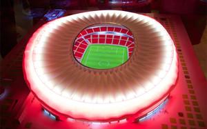 Así será el nuevo estadio de La Peineta