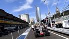 Bakú recibe este fin de semana a la F1